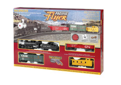Bachmann HO 00692 The Pacific Flyer - Union Pacific Steam Train Set