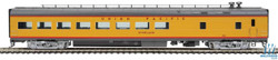 Walthers Proto HO 920-18103 85ft ACF 48 Seat Diner Car Union Pacific Heritage Series Overland UPP #302