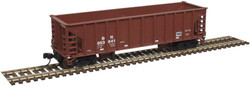 Atlas Master N 50004854 41' Ballast Car Burlington Northern BN #953990