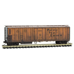 Micro Trains Line 993 05 580 Pacific Fruit Express - Weathered - 3 Pack