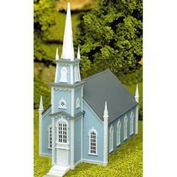 Atlas HO 708 19th Century American Church - Kit