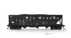 Arrowhead HO 1006-DRGW Committee Design Hopper Denver & Rio Grande SPECIAL - BOGO FREE