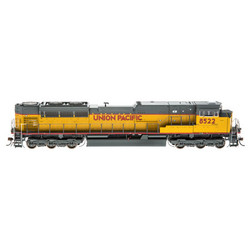Athearn Genesis 2 HO ATHG27228 DCC & Sound Ready SD90MAC-H Phase II Union Pacific UP #8537