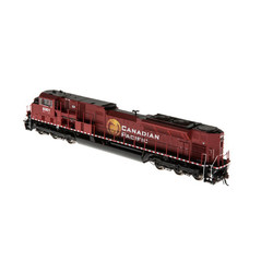 Athearn Genesis 2 HO ATHG27231 DCC & Sound Ready SD90MAC-H Phase II Canadian Pacific CP #9301