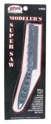 Atlas #400 Modelers Super Saw - also known as The Snap Saw - Tool