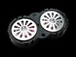 ESU DCC Speaker 50327 16mm Oval 8 ohm 1-2 watt with Common Sound Chamber