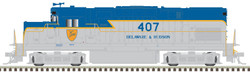 Atlas Master HO 10002963 Gold Series Alco C-420 Phase I Low Nose Diesel DCC/LokSound Equipped Delaware & Hudson DH #410