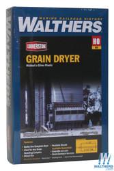 Walthers Cornerstone HO 933-3128 Grain Dryer - Kit