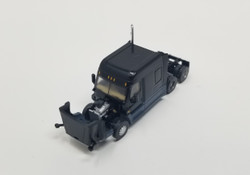 Trainworx N 42531 Freightliner Cascadia Mid Roof Tractor - Black