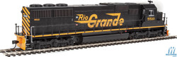 Walthers Mainline HO 910-10356 EMD SD50 DCC Ready Denver and Rio Grande Western D&RGW #5515