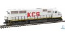 Walthers Mainline HO 910-20357 EMD SD50 with ESU LokSound/DCC - Kansas City Southern KCS #704