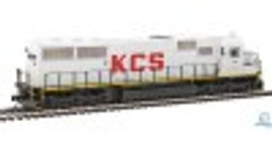 Walthers Mainline HO 910-10357 EMD SD50 DCC Ready Kansas City Southern KCS #708