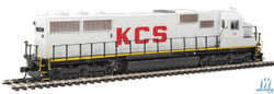 Walthers Mainline HO 910-10358 EMD SD50 DCC Ready Kansas City Southern KCS #713