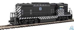 Walthers Proto 920-42101 EMD GP7 Locomotive with Tsunami Sound & DCC Santa Fe ATSF #2653