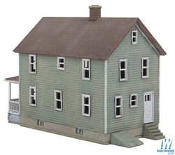 Walthers Cornerstone N 933-3888 Two-Story Frame House - Kit