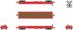 ScaleTrains HO Rivet Counter SXT31718 Thrall Trinity 42' Coil Steel Car Canadian Pacific Railway CP #346461