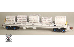 ScaleTrains HO Rivet Counter SXT31723 Thrall Trinity 42' Coil Steel Car Norfolk Southern  NS #167031