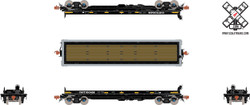 ScaleTrains HO Rivet Counter SXT31730 Thrall Trinity 42' Coil Steel Car Chicago Heights Terminal Transfer  CHTT #100438