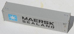 Jacksonville Terminal Company N 405117 40' High Cube  Container MAERSK SEALAND Set #3  2-Pack