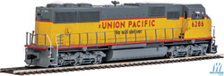 Walthers Mainline HO 910-19721 EMD SD60M 2 Window Locomotive with ESU Sound & DCC Union Pacific UP #6286