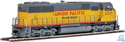 Walthers Mainline HO 910-19722 EMD SD60M 2 Window Locomotive with ESU Sound & DCC Union Pacific UP #6311