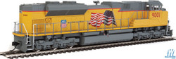 Walthers Mainline HO 910-9863 EMD SD70ACe Locomotive with Standard DC Union Pacific UP #9001