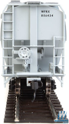 Walthers Mainline HO 910-7645 60' NSC 5150 3-Bay Covered Hopper GrainsConnect Canada WFRX #856434