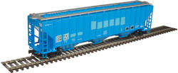 Atlas Trainman HO 20005449 Thrall 4750 3-Bay Covered Hopper CIT Group CEFX #17397