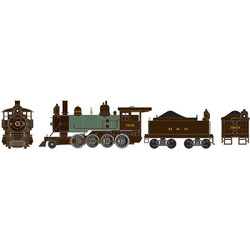 Athearn RTR HO ATH84968 Old Time 2-8-0 Consolidation Steam Locomotive DC version Baltimore & Ohio B&O #1608
