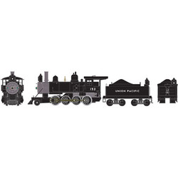 Athearn RTR HO ATH84975 Old Time 2-8-0 Consolidation Steam Locomotive DC version Union Pacific UP #152