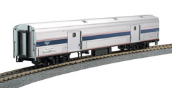 Kato HO 35-6203 HO Amtrak Baggage Car Phase VI #1231