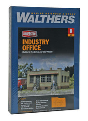 Walthers Cornerstone N 933-3834 Industry Office - Kit