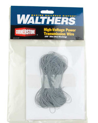 Walthers Cornerstone HO 933-3344 High Voltage Power Transmission Wire