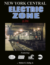 Morning Sun Books 1702 New York Central Electric Zone In Color
