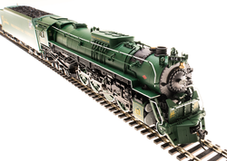 Broadway Limited Imports HO BLI4909 C&O J3a 4-8-4 #614 'The Greenbrier Presidential Express'   Paragon3 Sound DC DCC, Smoke