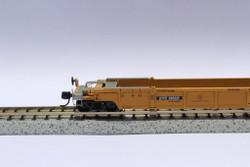 Jacksonville Terminal Company N 772004 53' NSC 9-Post Intermodal Well Car Trailer Train DTTX #680383