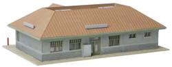 Walthers Cornerstone N 933-3887 Modern Suburban Station - Kit