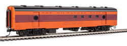 Walthers Proto HO 920-9080 63' RPO Milwaukee Road Twin Cities Hiawatha Railway Post Office