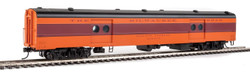 Walthers Proto HO 920-9081 75' Express Milwaukee Road Twin Cities Hiawatha Railway Express Agency REA