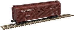 Atlas Trainman N 50004152 40' Stock Car Southern Railway SOU #45696