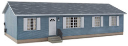 Walthers Cornerstone HO 933-4150 Modern Sectional House - Kit