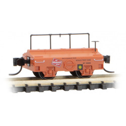 Micro Trains 121 00 130 Scale Test Car Milwaukee Road MILW #980238