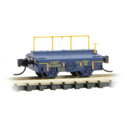 Micro Trains 121 00 110 Scale Test Car CSX CSXT #914240