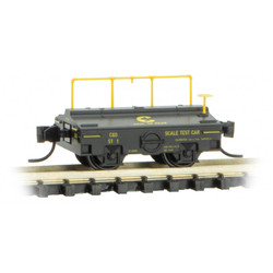 Micro Trains 121 00 120 Scale Test Car Chessie C&O #ST - 1