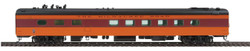 Walthers Proto HO 920-9084 85' Milwaukee Road Twin Cities Hiawatha 48-Seat Diner