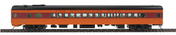 Walthers Proto HO 920-9087 85' Milwaukee Road Twin Cities Hiawatha 30-Seat Parlor Car 'Valley Series'