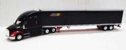 Trucks N Stuff HO TNS121 Kenworth T680 Tractor with 53' Reefer Trailer JEM