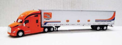 Trucks N Stuff HO TNS039 Kenworth T680 Tractor with 53' Dry Van Trailer GROUPE TRANSPORTES
