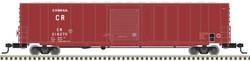 Atlas Master HO 20005676 60' ACF Auto Parts Single Door Box Car Conrail CR #216272