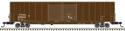 Atlas Master HO 20005684 60' ACF Auto Parts Double Door Box Car Canadian Pacific CPAA #205090